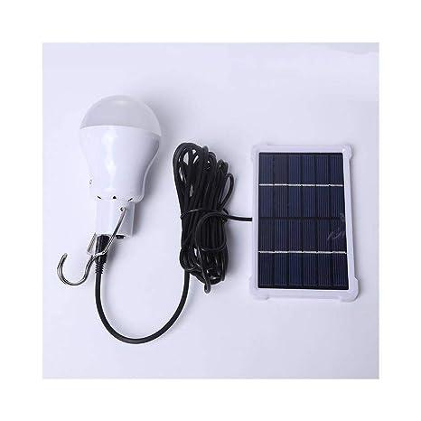 solar 140 lmpanel HELAHOME de portátil de Lámpara UMpSzV