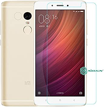 Xiaomi Redmi Note 4 / Note 4 Pro Protector de pantalla, Nillkin H+ Pro Cristal Templado [Dureza 9H] Ultrafino 0.2mm [Bordes Redondeados 2.5D] Vidrio Premium Redmi Note 4 / Note 4 Pro.: Amazon.es: Electrónica