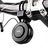 Mini Electric Bike Bell Electronic Bicycle Horn | Rechargeable | Waterproof | Loud Volume | 3 Horn Sound | Easy to Install