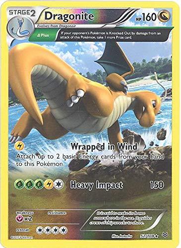 Pokemon - Dragonite (52/108) - XY Roaring Skies - Reverse Holo