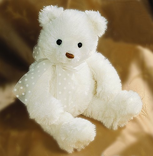 White Plush Bear (Gund 18-Inch Brighton Bear)