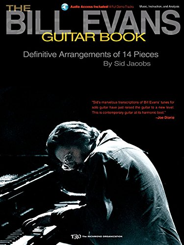 The Bill Evans Guitar Book: by Sid Jacobs ebook