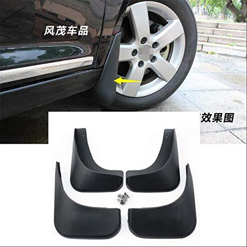 Case for Volkswagon Touran 2011 2012 2013 2014 2015 Mud Flaps Splash Guards Mudguards Fenders 4pcs