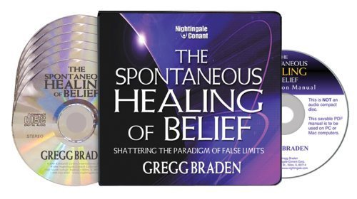 Read Online The Spontaneous Healing of Belief (6 Compact Discs/Workbook) pdf epub