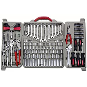 170 Piece Mechanics Tool Set