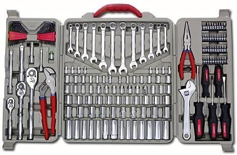 Amazon.com: 170 piezas Mecánica Juego de herramientas ...