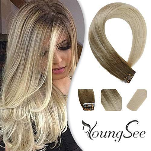 Youngsee 16inch Balayage Extensions Fading