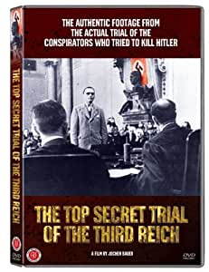 Top Secret Trials of the Third Reich