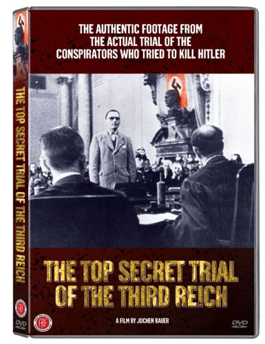 DVD : David Thomas - The Top Secret Trial Of The Third Reich (Full Frame, Subtitled)