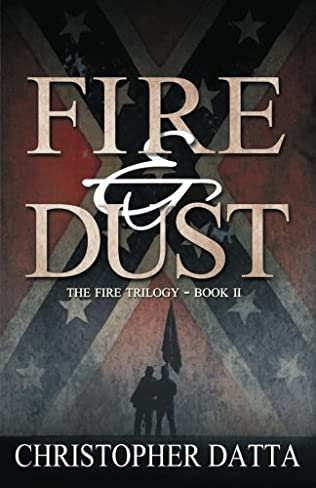 book cover of Fire and Dust