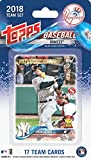 #10: New York Yankees 2018 Topps Baseball EXCLUSIVE Special Limited Edition 17 Card Complete Team Set with AARON JUDGE, GIANCARLO STANTON,Gary Sanchez, Clint Frazier RC & Many More! WOWZZER