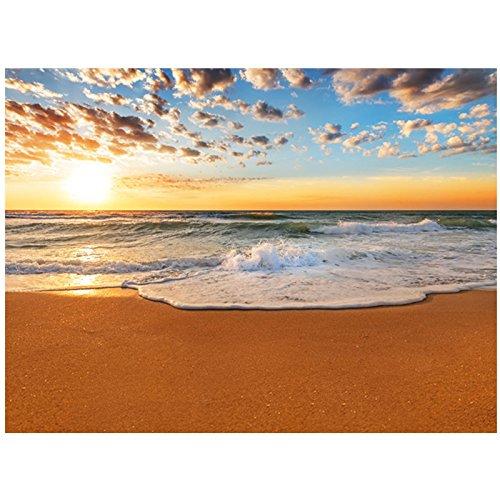 Sand Beach Framed - 9