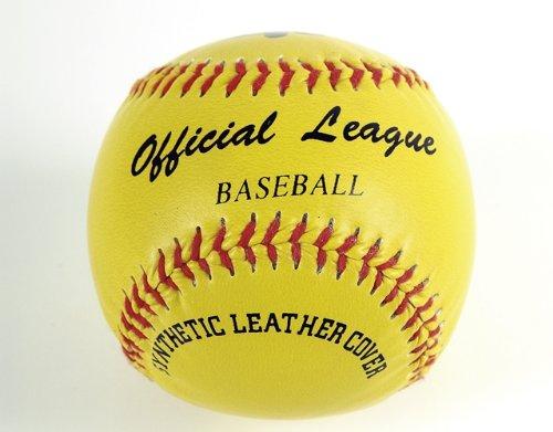 """Baseball/Teeball """"Soft"""", synthetisches Leder Ersatzball """"Official League"""", 1A - Qualität 1A - Qualität"""