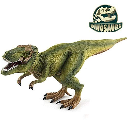 11-inch Tall Tyrannosaurus Dinosaur Education Realistic Character Toy Dinosaur Toys Simulation Plastic Toys Statues Toys