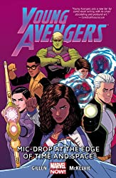 Young Avengers Volume 3: Mic-Drop at the Edge of Time and Space