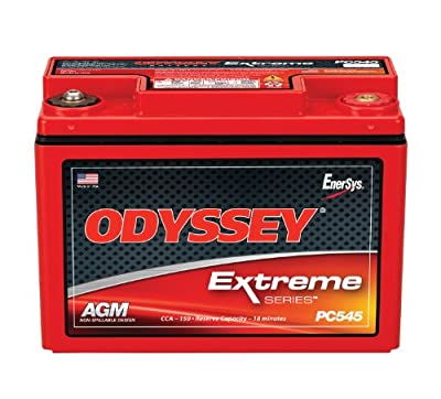 Odyssey PC545MJ Powersports Battery