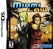 Miami Law - Nintendo DS