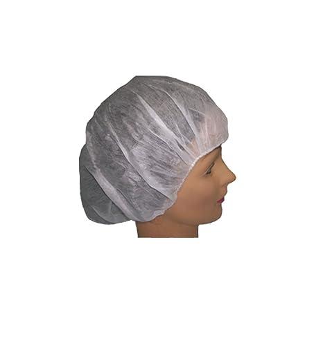 2cbf8985b9e35 Gorros desechables protección pelo tratamientos faciales y maquillaje  100uds sesioMWorld®