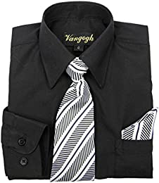 Amazon.com: Black - Button-Down &amp Dress Shirts / Clothing ...