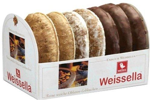 Weissella Gingerbread Cookies 200g by Weiss Lebkuchen