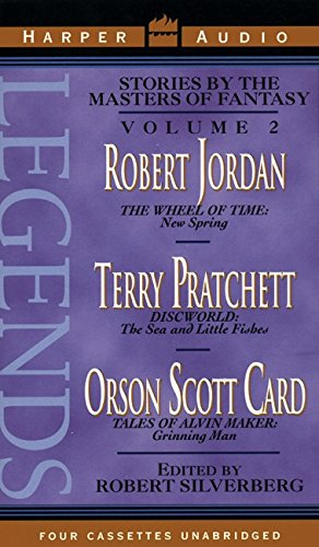 Legends Stories Masters Fantasy Discworld