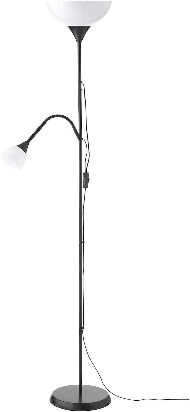 Ikea Lampadaire Not Avec Lampe De Lecture 176 Cm De Haut Lumiere D