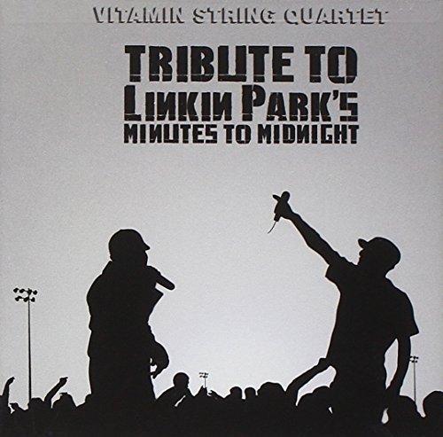 Vitamin String Quartet Tribute to Linkin Park's Minutes to Midnight by Vitamin String Quartet (2009-07-28)