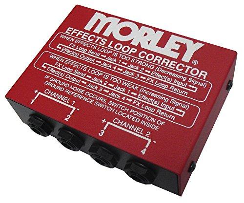 Morley Effects Loop Corrector Pedal by MORLEY