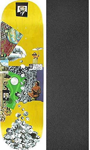 The 32.25インチ Killing Floor スケートボード B07JHKBKCJ 雑魚の頭 スケートボードデッキ - 8.5インチ The x 32.25インチ モブグリップ 穴あきグリップテープ - 2点セット B07JHKBKCJ, 毛糸と手芸のみいみ:bb06d78d --- harrow-unison.org.uk