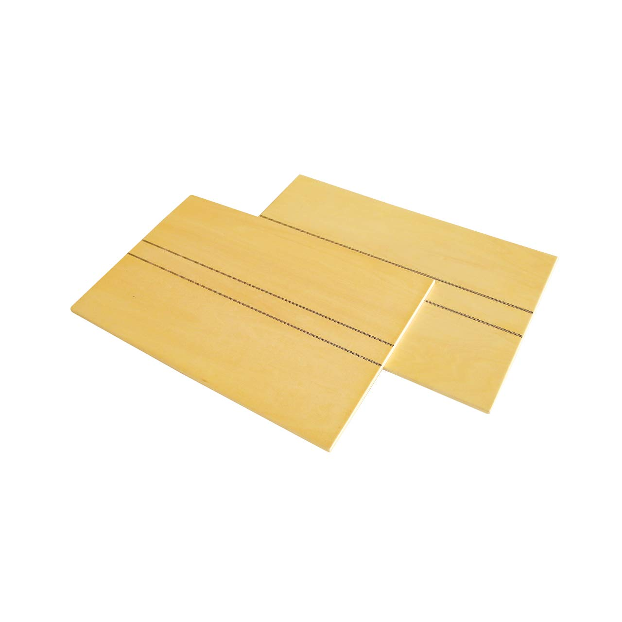 MONTESSORI OUTLET Wooden Boards (2 pcs) by MONTESSORI OUTLET