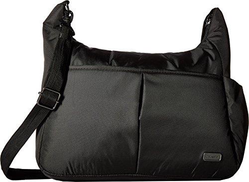 Pacsafe Women's Daysafe Anti-Theft Crossbody Bag Black One Size