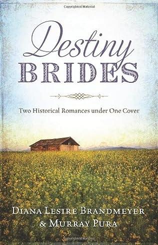 book cover of Destiny Brides