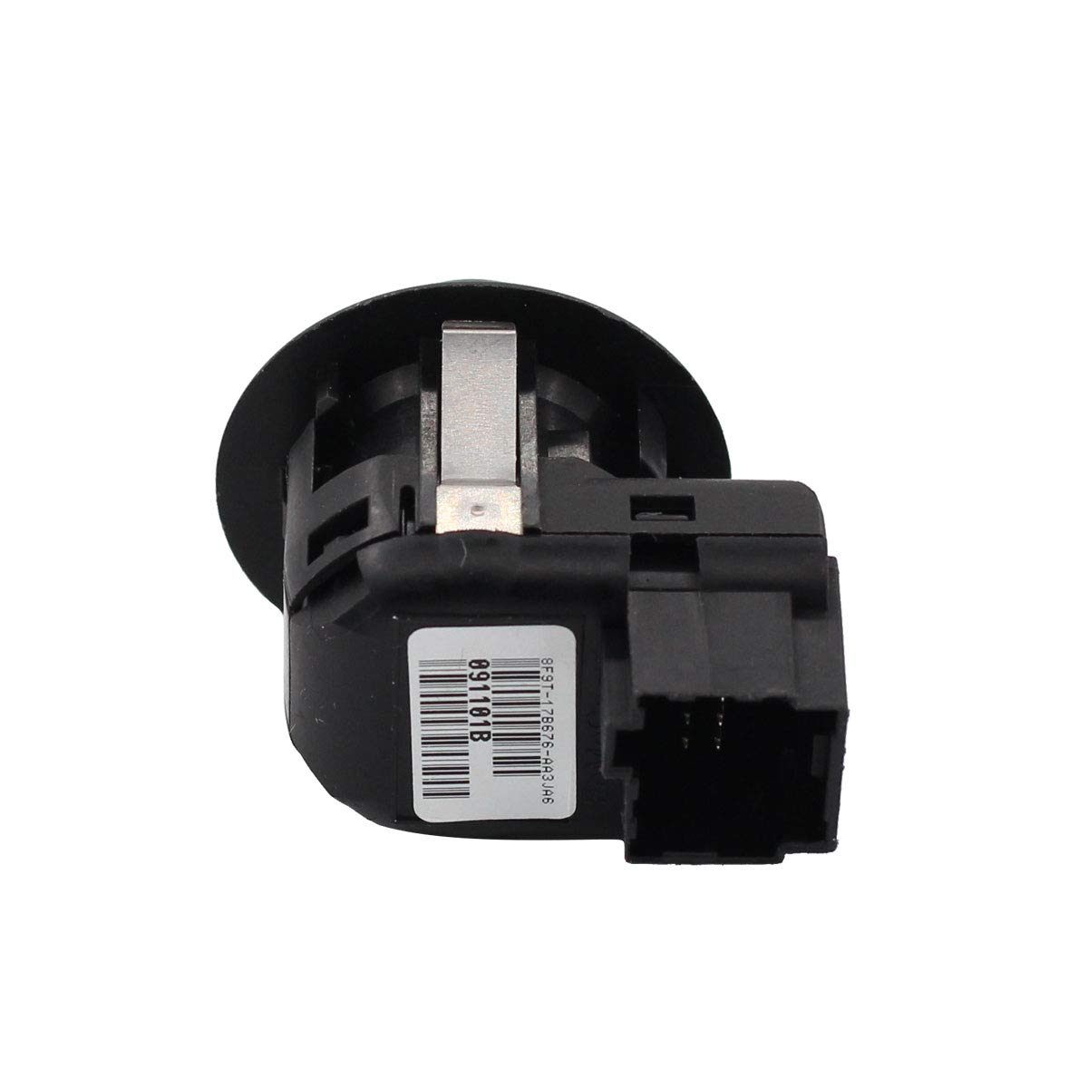 NewYall Front Left Driver Side View Power Door Mirror Control Switch Knob
