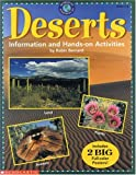 img - for Deserts: Interactive Geography Kit (Grades 2-5) book / textbook / text book