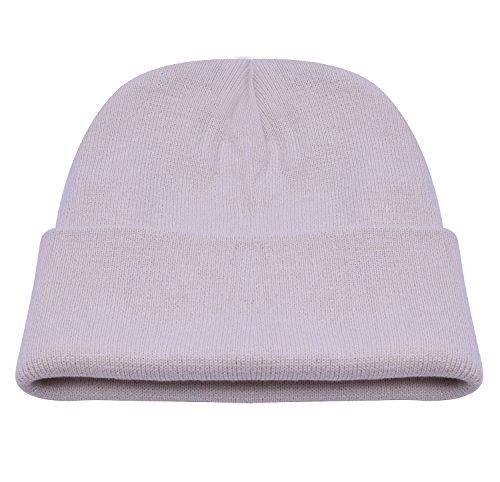 Quilted Beanie - 1