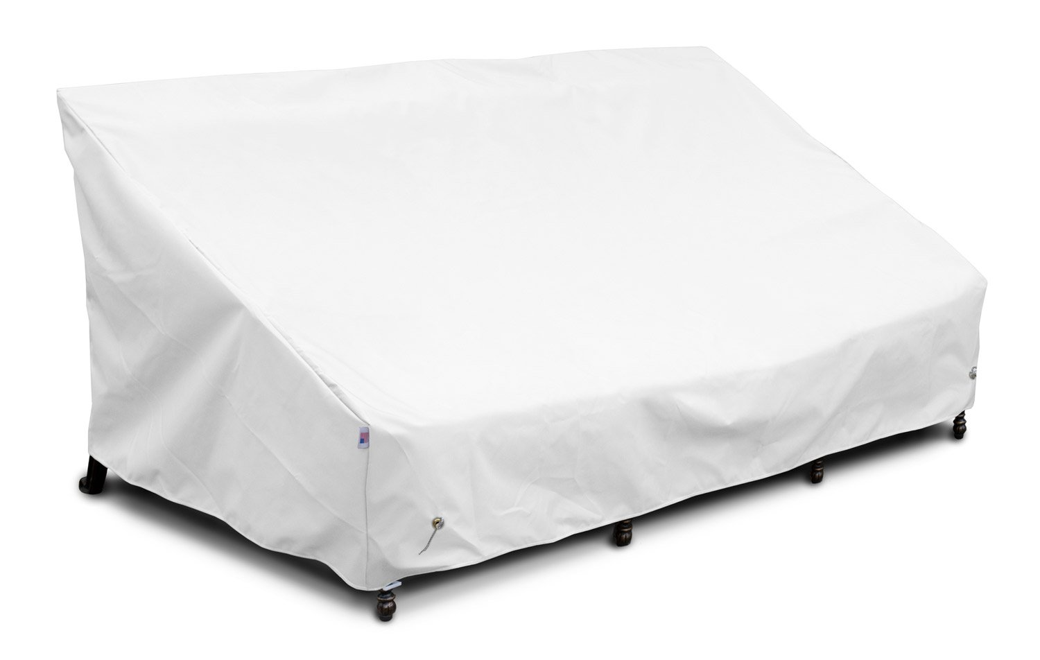 KoverRoos Weathermax 17450 Sofa Cover, 65-Inch Width by 35-Inch Diameter by 35-Inch Height, White