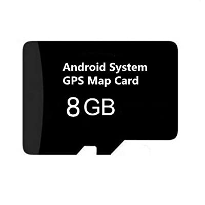 SUNMORN Android System Map SD Card, Navigation Card, Latest 2020 US/Canada Map Update for Car Stereo Radio GPS Navigator, ONLY for Android 4.2/4.4/5.1/6.0/7.1 System: Electronics