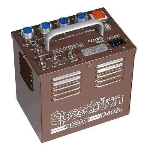 Speedotron D402 LV 400w/s Brown Line Power Supply