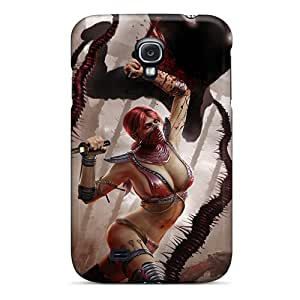 Sanp On Case Cover Protector For Galaxy S4 (mortal Kombat)