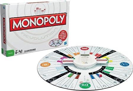 Hasbro Monopoly Revolution - Juego de Mesa: Amazon.es: Juguetes y juegos