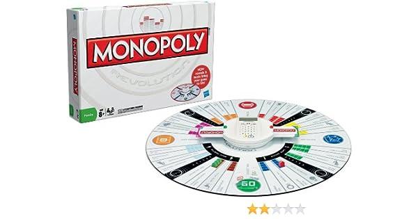 Hasbro Monopoly Revolution - Juego de Mesa