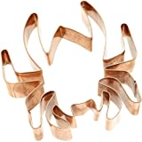 Old River Road Copper Spider Shape Cookie Cutter
