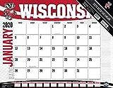 Wisconsin Badgers 2020 Calendar