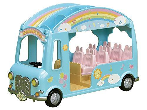 실바니안 패밀리 학교・유치원 에 해 있어라 유치원 버스