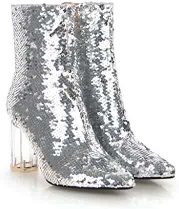 6c186439a9ad8 Shopping Platform - $100 to $200 - Silver - Boots - Shoes - Women ...