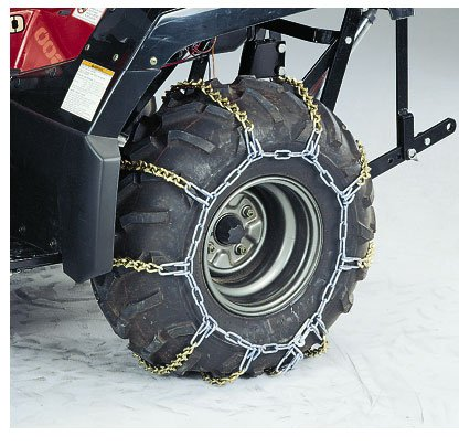QuadBoss V-Bar Tire Chain (X-Large)