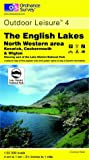 The English Lakes: North Western Area (Outdoor Leisure Maps)