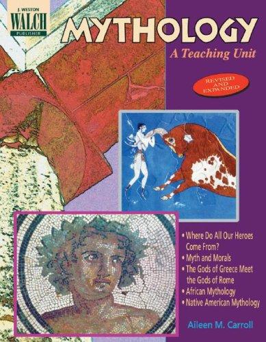 Teaching Unit - Mythology: A Teaching Unit:grades 7-9 (Blackline masters)
