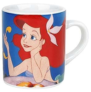 Ariel La Sirenita Espresso Tasse Tazas Standard: Amazon.es