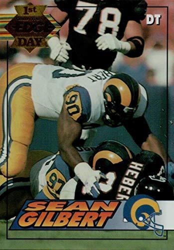 1994 Collector's Edge Silver #107 Sean Gilbert ()